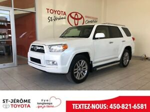 2013 Toyota 4Runner * LIMITED * CUIR * TOIT * GPS * MARCHE-PIED