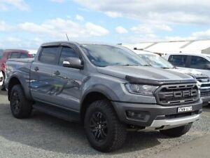 2018 Ford Ranger PX MkIII 2019.00MY Raptor Grey 10 Speed Sports Automatic Utility Albion Park Rail Shellharbour Area Preview