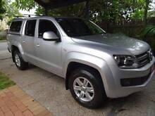 2012 Volkswagen Amarok Ute Lutwyche Brisbane North East Preview