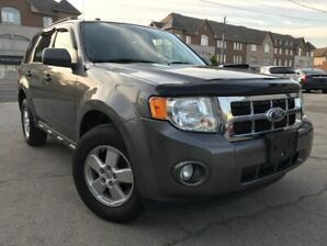 2010 Ford Escape XLT|4WD|Alloys Wheels|Certified