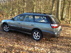 Subaru Outback 2 (BE/ BH) 2.5 Test