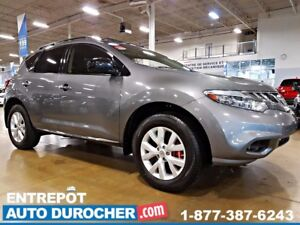 2013 Nissan Murano SL AWD - AUTOMATIQUE - CUIR - TOIT OUVRANT