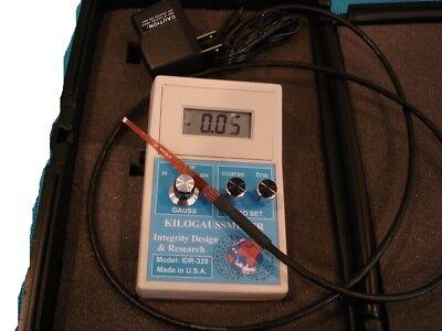 Idr-329-t-ul Dc Gaussmeter W Ultra Thin Transverse Probetesla Meter