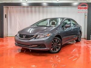 2015 Honda Civic Sedan EX**AUTO**TOIT**MAGS**BANCS CHAUFFANTS**