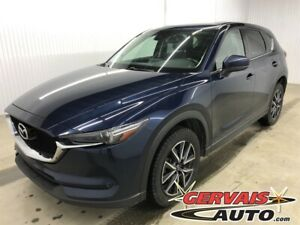 2017 Mazda CX-5 GT AWD GPS Cuir Toit Ouvrant MAGS