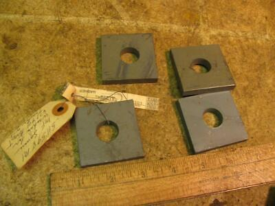 4 Massey Ferguson Mf 511598m1 Square Washers For Front Tractor Weights