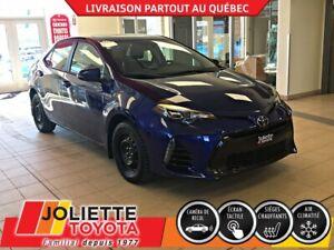 2017 Toyota Corolla SE  CUIR* CLIMATISATION * CAMÉRA DE RECUL !!