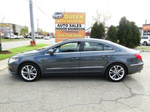2011 Volkswagen Passat CC Sportline | Navigation | Push To Start