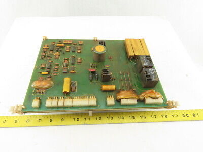 Lincoln Electric G2453-1 G2163-1 Power Wave Controller V400 Protection Board