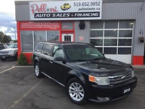2010 Ford Flex SEL 7 PASSENGER REAR A/C MANAGER'S SPECIAL