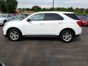 2014 Chevrolet Equinox LS CLEAN CAR PROOF !!  ONE OWNER !!