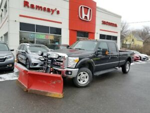 2015 Ford Super Duty F-250 SRW XLT PLOW PACKAGE