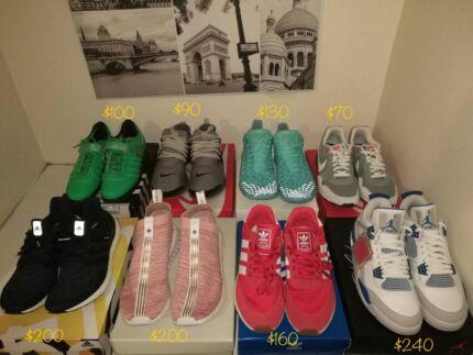 Nike / Adidas / Jordan