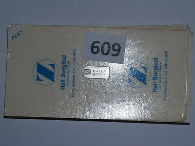 Hall Surgical Blade Model 5053-61