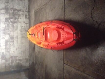 DAG TRIBAL 2 OR 3 SEATER KAYAK Manly Manly Area Preview