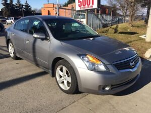 2009 Nissan Altima SE,LEATHER,S/R,MAG,SAFETY+3YEARS WARRANTY INC