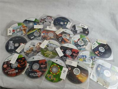 Bundle Of Games (XBOX360,PS3,XBOX) ****NO RESERVE****