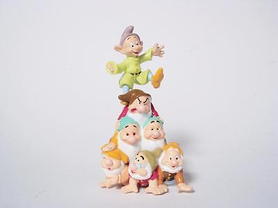 Disney Applause Snow White and the Seven Dwarfs PVC Special Edition Dwarfs