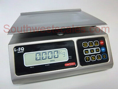 Tor Rey Leq-1020 Portioning Scale 20 Lb Capacity - Legal For Trade - Ntep