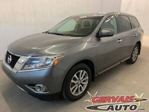 2016 Nissan Pathfinder AWD V6 7 Passagers MAGS Bluetooth A/C