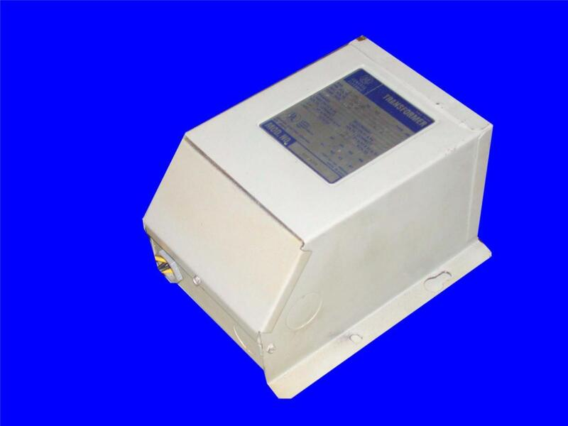 GE GENERAL ELECTRIC .750 KVA TRANSFORMER MOD# 9T51B209