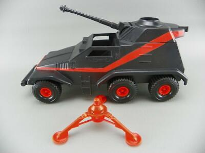 """Vintage 1983 Galoob A-Team Armored Attack Truck Car Tank For 3.75"""" Figures RARE"""