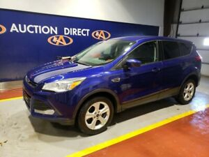 2015 Ford Escape SE 4X4! ALLOYS! WINTER TIRES!
