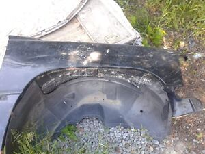 2002 GMC Sierra 1500 front right side fender