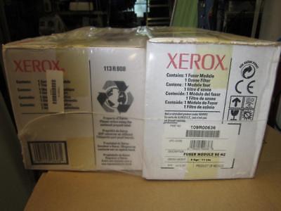 Xerox  Fuser Module, Ozone Filter 109R636 & Transfer Unit - 113R608 never opened Xerox Printer Transfer