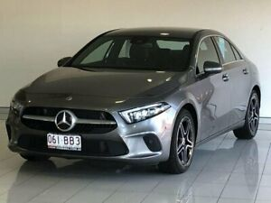 2018 Mercedes-Benz A-Class V177 A200 DCT Grey 7 Speed Sports Automatic Dual Clutch Sedan Ashmore Gold Coast City Preview