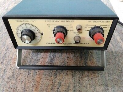 Heathkit Id1271 Function Generator In Great Shape Fully Working