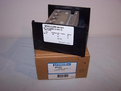 Ferraz Shawmut 69191 Large Power Distribution Block 600v New In Box