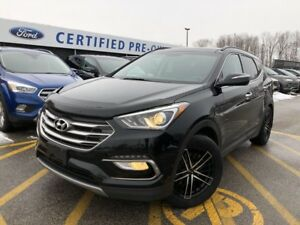 2017 Hyundai Santa Fe Sport 2.4 Luxury AWD|NAVIGATION|PANORAM...