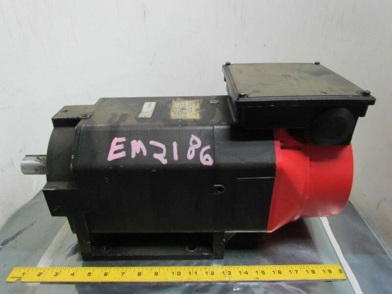 GE Fanuc 6S A06B-0754-B200#3000 AC Spindle Drive Servo Motor 3 Ph 200V Model 6S