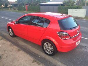 2008 Holden Astra Manual Turbo Diesel (RWC&Rego)