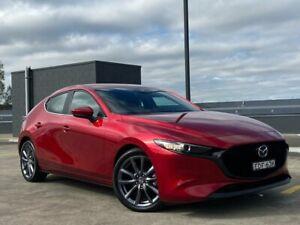 2019 Mazda 3 BP2H76 G20 SKYACTIV-MT Evolve Red 6 Speed Manual Hatchback Blacktown Blacktown Area Preview