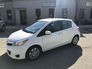 2012 Toyota Yaris LE,AUTOMATIC with A/C,BLUETOOTH