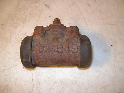 Original 1955-1962 Chevrolet Left Rear Wheel Brake Cylinder 5450649
