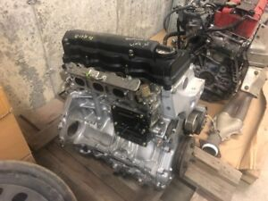 2012 Honda Civic MOTEUR / ENGINE 2012 HONDA CIVIC 1,8L ENGINE