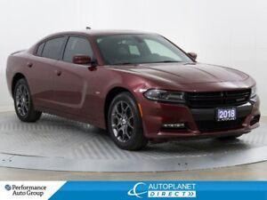 2018 Dodge Charger GT+ AWD, Customer Pref., Apple CarPlay!