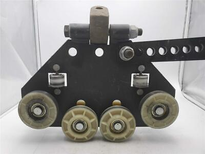 1 Ton Enclosed Beam Trolley With Swivel Hanger Track Trolley