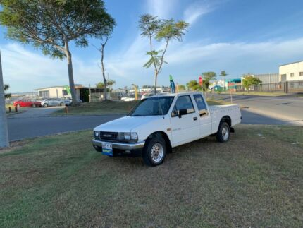 1996 Holden Rodeo Auto Space Cab (Warranty) Archerfield Brisbane South West Preview