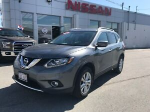 2016 Nissan Rogue SV All Wheel Drive, Heated Seats, Back-Up Came