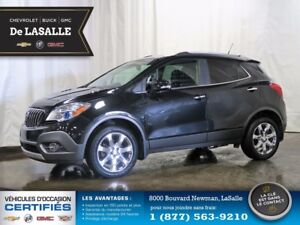 2014 Buick Encore CLX AWD Leather First Owner, Like New.!