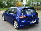 VW Golf 7 (AU) R 2.0 TSI Test