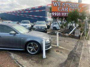 2012 Audi A4 B8 (8K) MY12 2.7 TDI Grey CVT Multitronic Sedan Hoppers Crossing Wyndham Area Preview