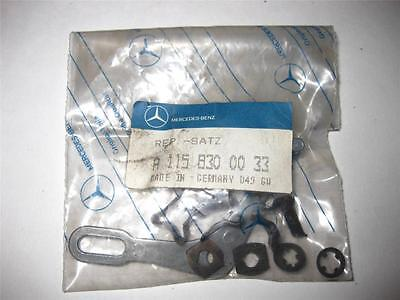 NEW Mercedes VENTILATION SYSTEM HEATING COOLING REPAIR KIT 1158300033 SHIPS TODA