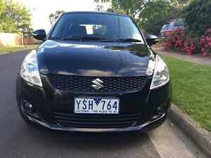 2011 Suzuki swift automatic Greensborough Banyule Area Preview