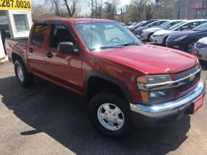 2005 Chevrolet Colorado 1SE LS/4WD/Z71/LOADED/ALLOYS
