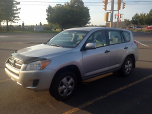 2012 Toyota RAV4 base SUV, Crossover **** NEW BRAKES ALL AROUND
